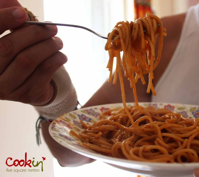 Italian Inspired Lebanese Spaghetti 01