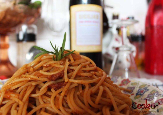 Italian Inspired Lebanese Spaghetti 02