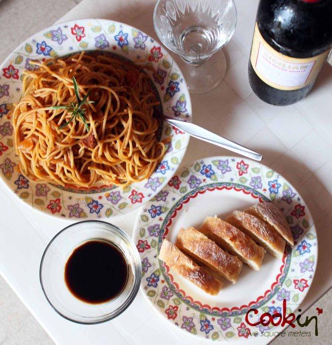 Italian Inspired Lebanese Spaghetti 05