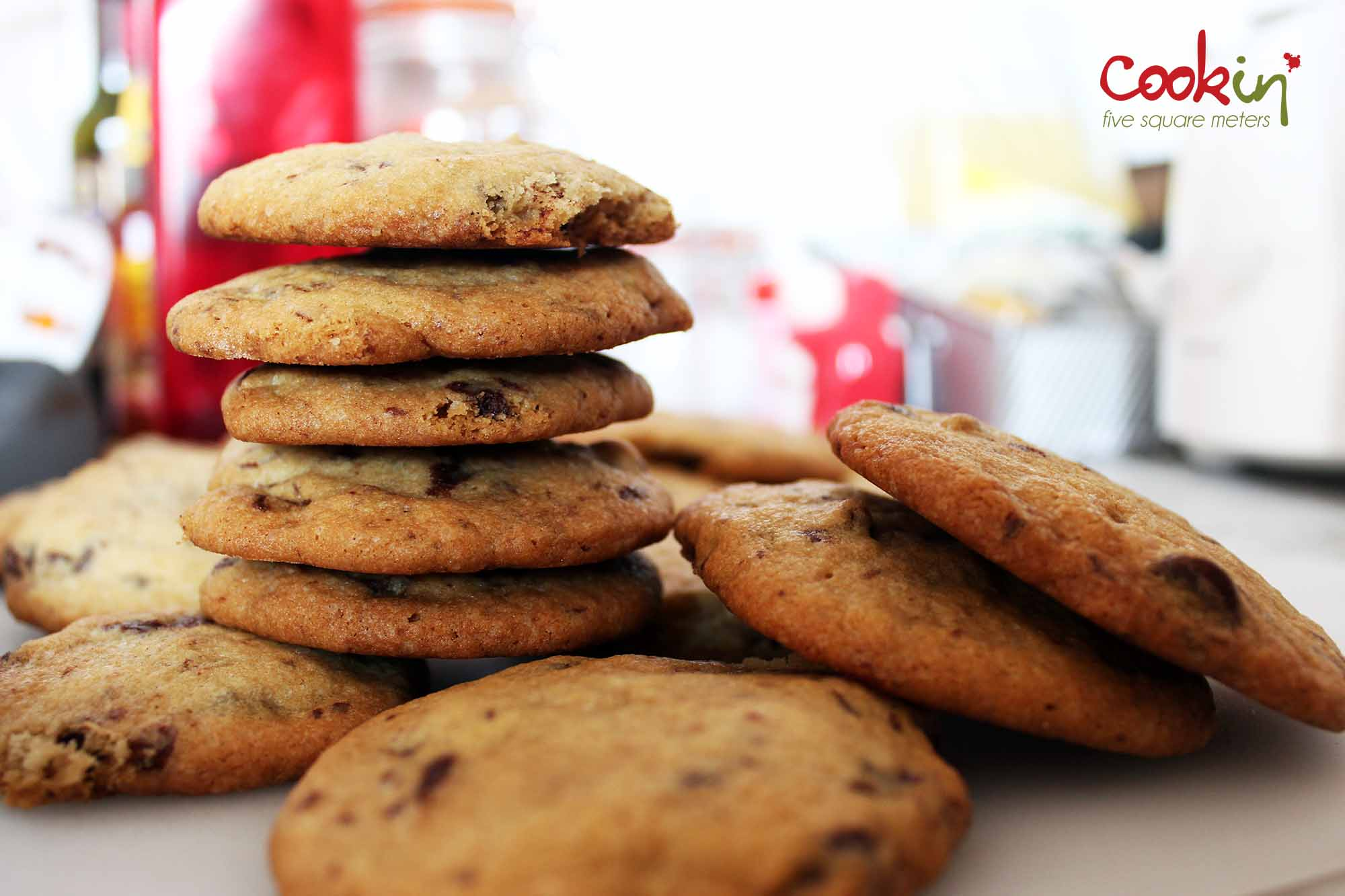 Nestlé Toll House Chocolate Chip Cookies | Cookin' five square meters