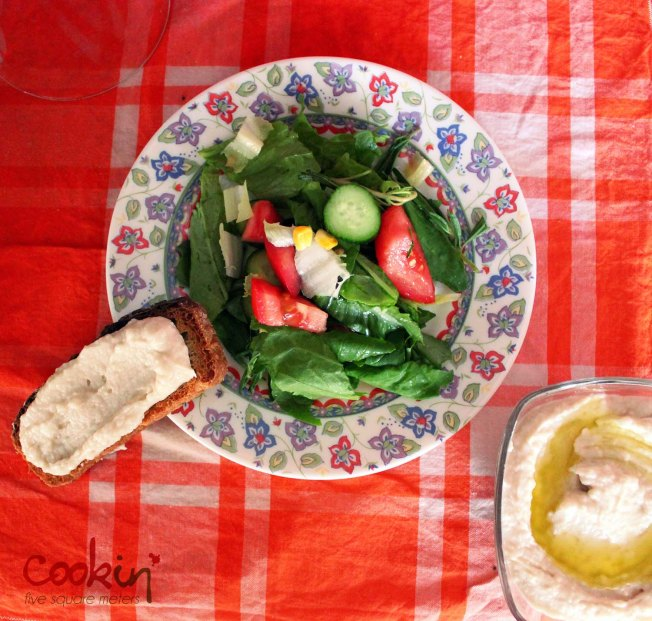 Soujok Omelette White Bean Dip 02