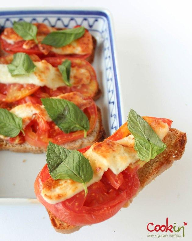 Halloumi and Tomato bites-2