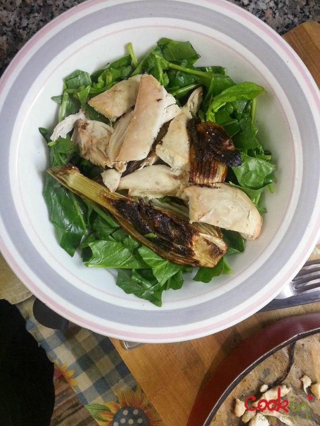 Roasted Fennel Salad - Dinner