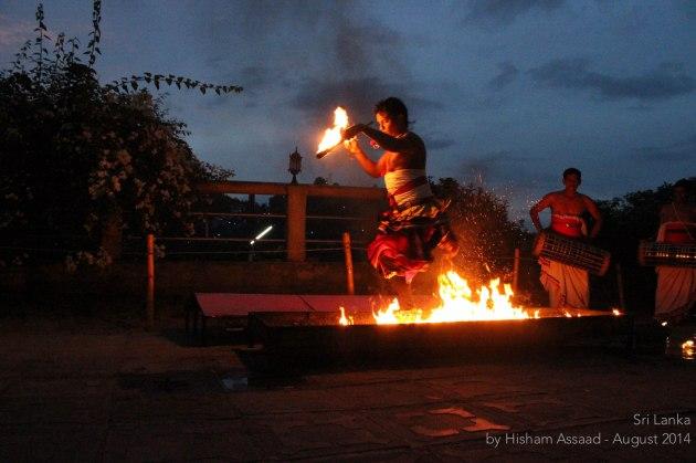Fire show - Cultural Dance Show