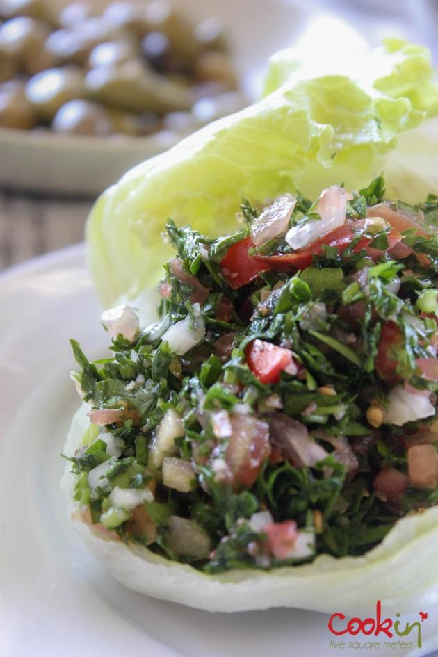 Authentic Tabbouleh Recipe - cookin5m2-3