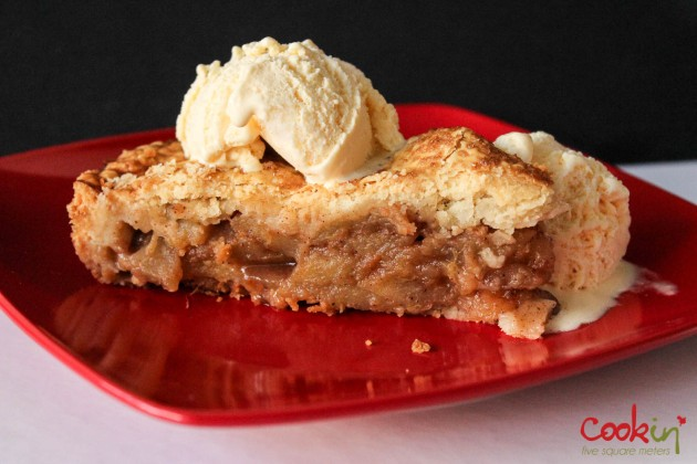 Classical Apple Pie recipe - Cookin5m2-18