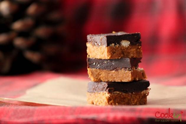 Peanut Butter and Chocolate Fudge Recipe - Cookin5m2-2
