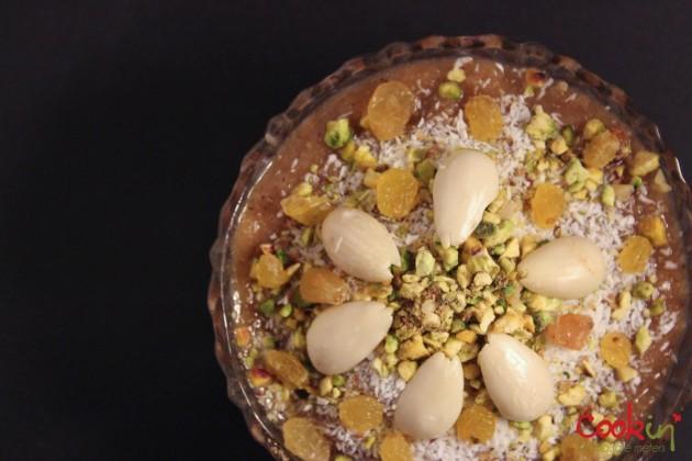 Meghle Levantine Spice Pudding Recipe & The Newborn Kittens - Cookin5m2-10