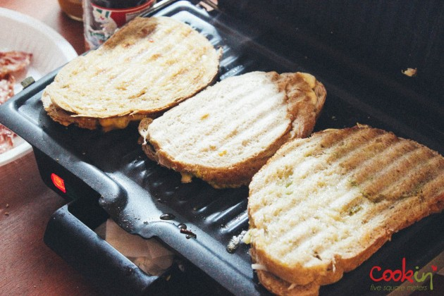 Grilled Cheese Recipe - Cookin5m2-12