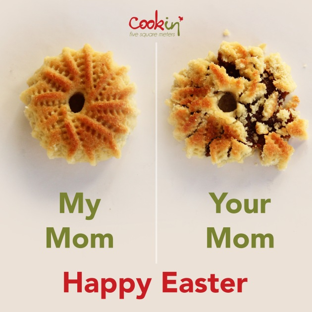 Mom-Happy easter