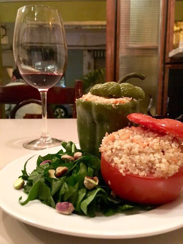 Sprouts menu vegan food cookin5m2