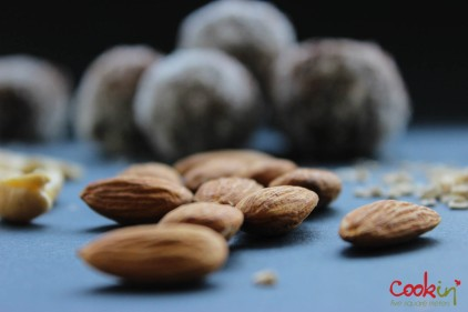 Dates & Nuts power energy balls recipe - cookin5m2-4