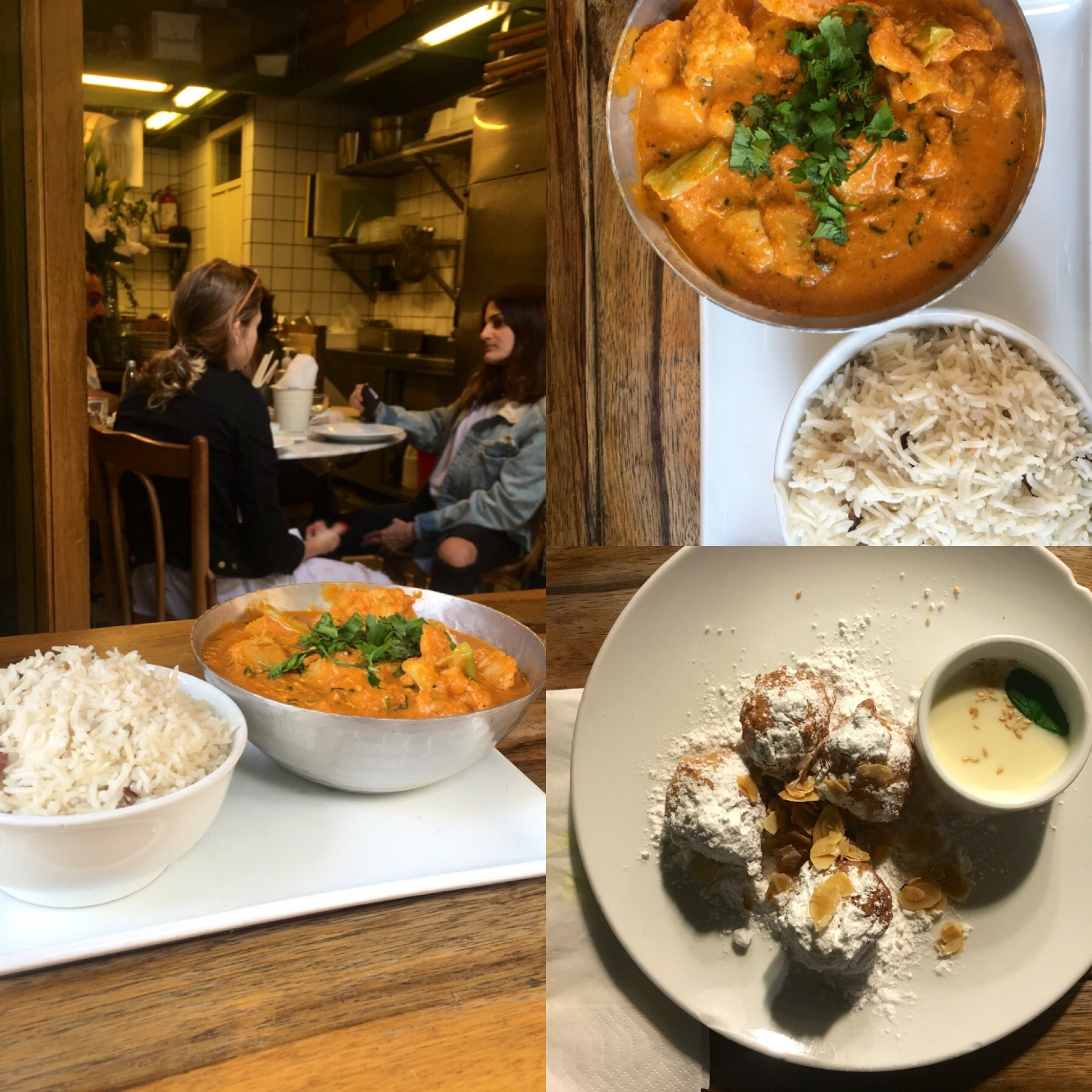 Butter Chicken at Jaï