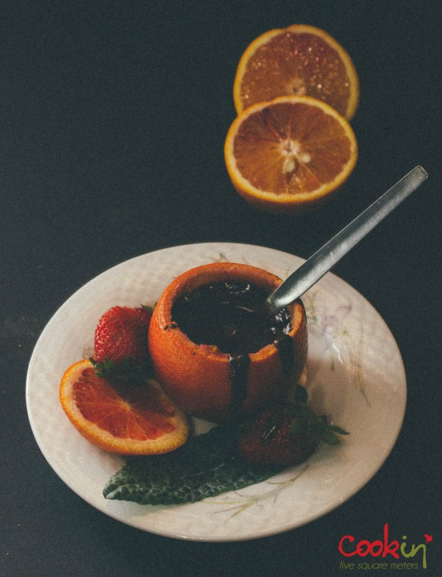 Blood and Chocolate Vegan Sanguinaccio dolce recipe - cookin5m2-11