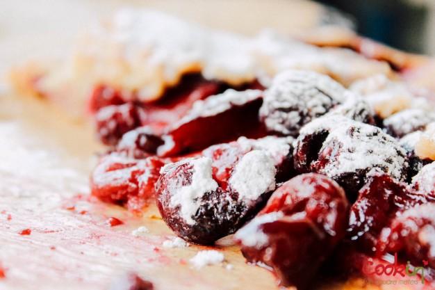 cherry plum galette recipe - cookin5m2 -15