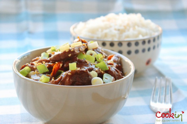 Asian Duck Stir-fry recipe - cookin5m2-2