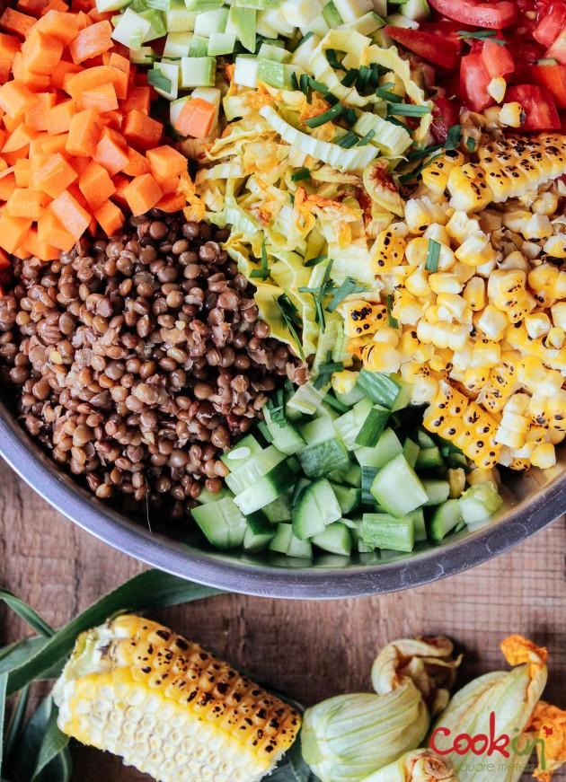 farewell-summer-chopped-salad-recipe-zucchini-blossoms-corn-cookin5m2-6