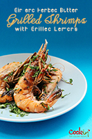 tiny-gin-and-herbed-butter-grilled-shrimps-with-grilled-lemons-recipe-cookin5m2-2