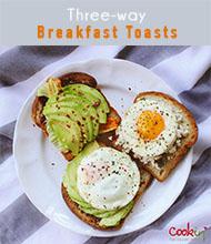 tiny-three-way-breakfast-toasts-recipe-cookin5m2-pin