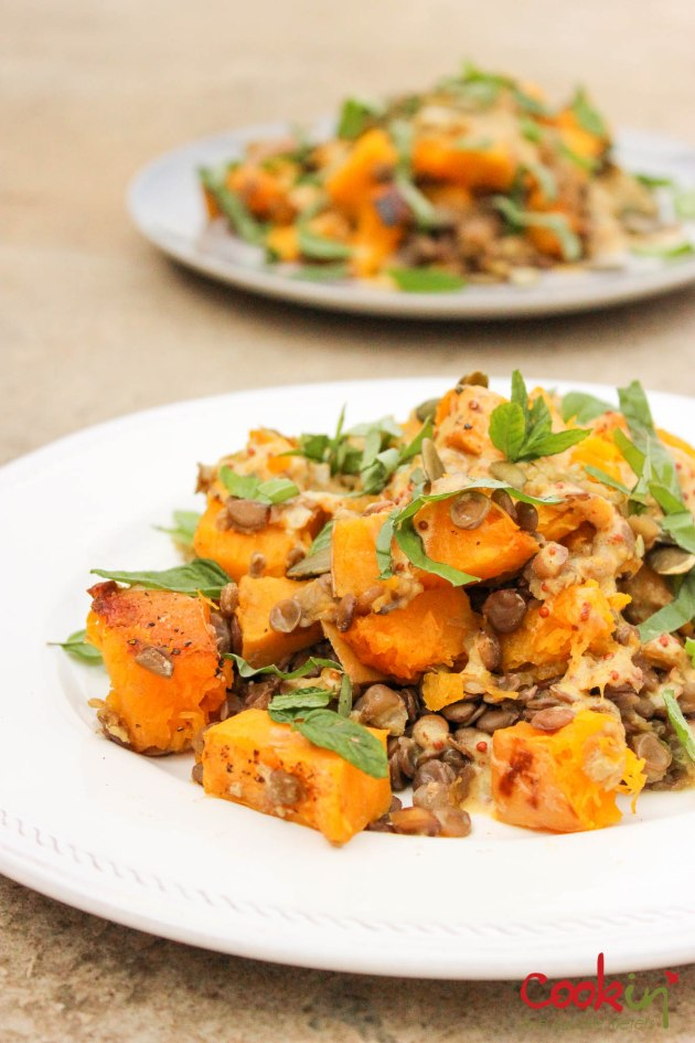 wood-roasted-butternut-squash-salad-with-freekeh-and-lentils-recipes-cookin5m2-3