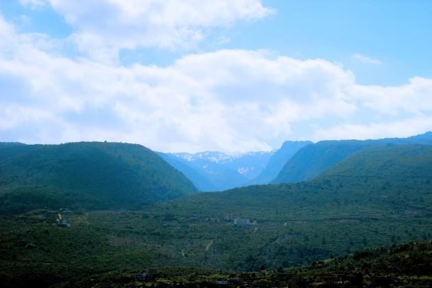 Akkar landscape