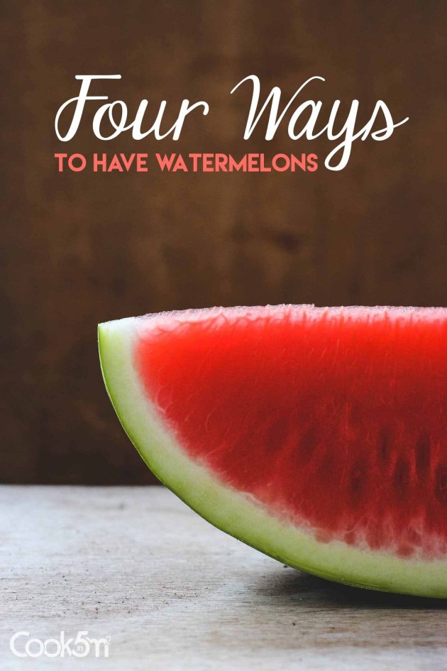 PIN-Ways to eat watermelon Cheese recipe - cookin5m2 -1727