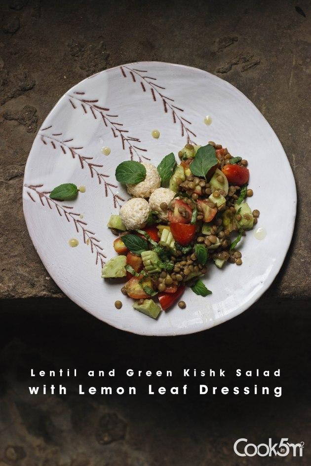 PIN-Lentil Labneh balls Kishk salad-3108
