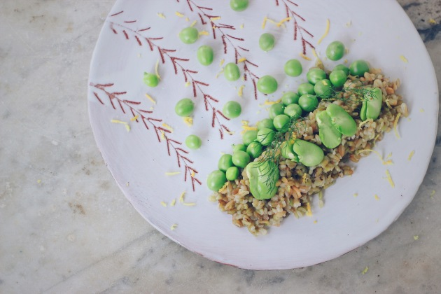 Freekeh fava beans peas salad recipe cookin5m2-8.jpeg