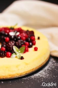 Berry cheesecake 2