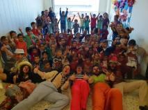 Clown me in tour - hisham assaad