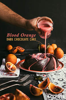 TINY-blood orange dark chocolate cake food photography recipe - cookin5m2-0029