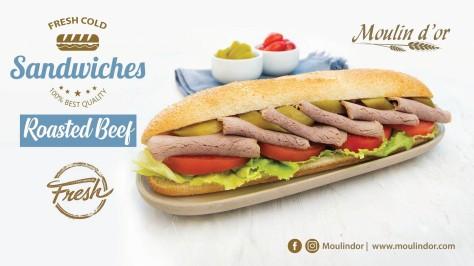 Moulin d'or hisham assaad cookin5m2 food styling roast beef